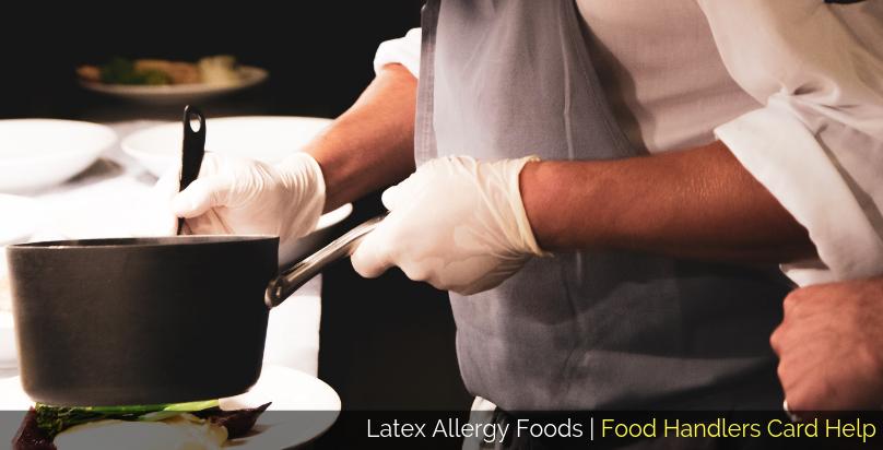 Latex Allergy Food